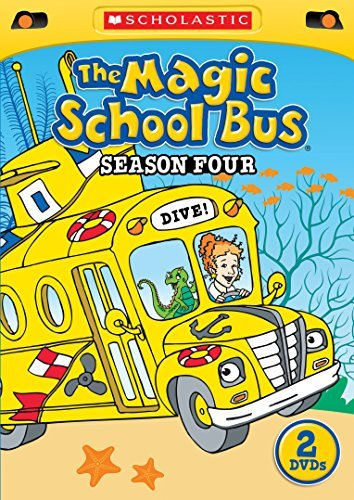 Magic School Bus Season 4 DVD