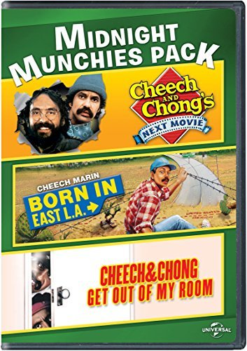 Cheech & Chong Midnight Munchies Pack DVD Midnight Munchies Pack