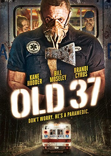 Old 37 Hodder Moseley Cyrus DVD Nr