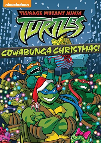 Teenage Mutant Ninja Turtles Cowabunga Christmas DVD Cowabunga Christmas