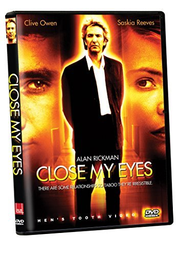Close My Eyes Rickman Owen Reeves Johnson DVD R