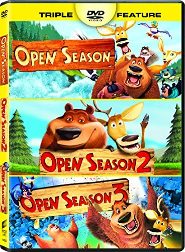 Open Season Trilogy Open Season Trilogy