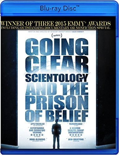 Going Clear Scientology & The Prison Of Belief Going Clear Scientology & The Prison Of Belief Blu Ray Nr