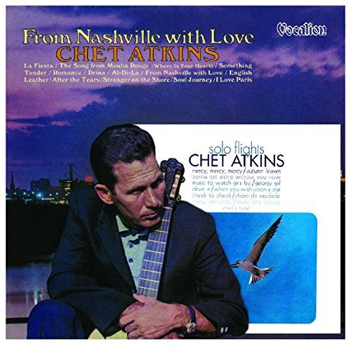 Chet Atkins From Nashville With Love Solo