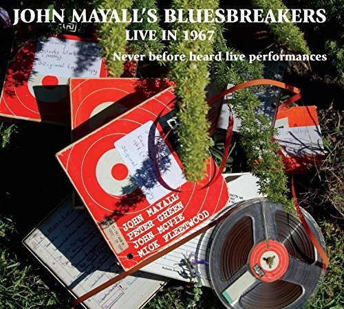 John Mayall's Bluesbreakers Live In '67