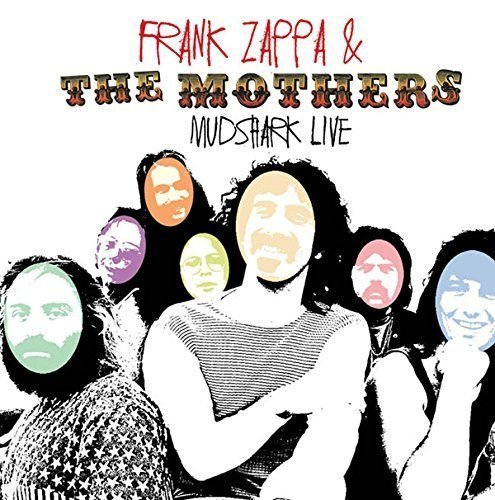 Frank Zappa & The Mothers Mudshark Live Lp