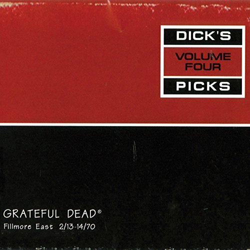Grateful Dead Dick's Picks 4 Fillmore East