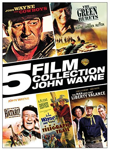 5 Film Collection John Wayne 5 Film Collection John Wayne