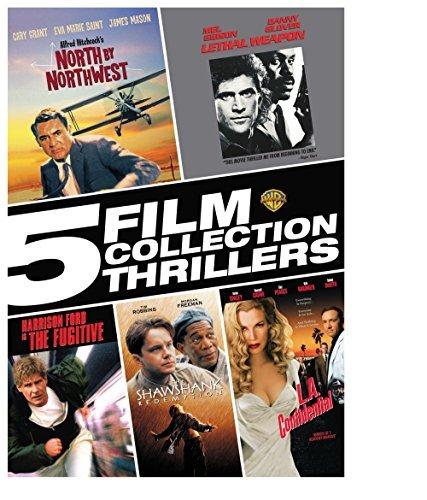 5 Film Collection Thrillers 5 Film Collection Thrillers