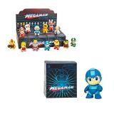 Kidrobot Mega Man Mini Figures 3 Inch Blind Box 20 Display