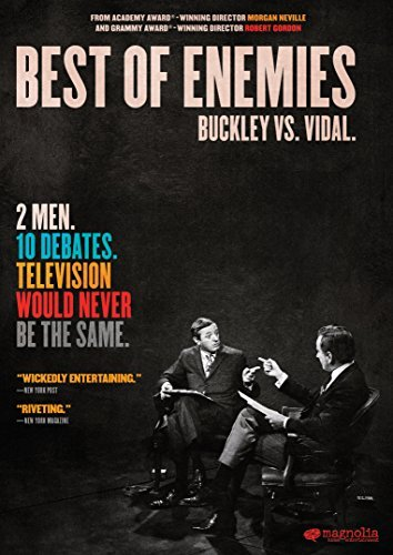 Best Of Enemies Vidal Buckley DVD R
