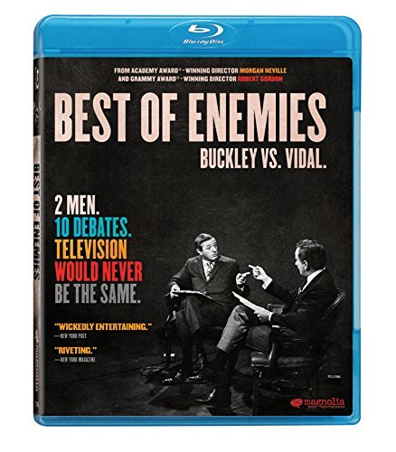 Best Of Enemies Vidal Buckley Blu Ray R