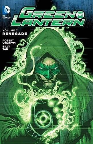 Hi Fi Colour Design Green Lantern Volume 7 Renegade