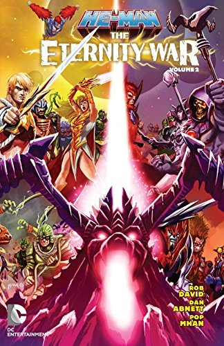 Dan Abnett He Man The Eternity War Volume 2