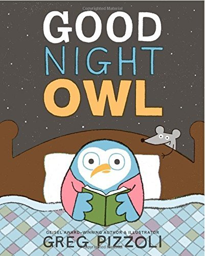 Greg Pizzoli Good Night Owl
