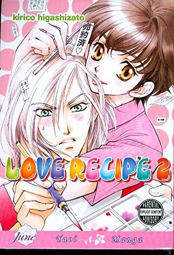 Kirico Higashizato Love Recipe Volume 2