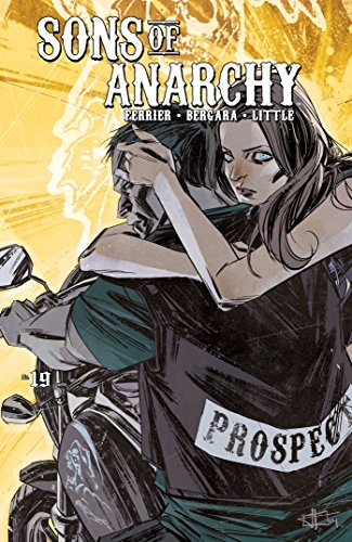 Ryan Ferrier Sons Of Anarchy Vol. 5
