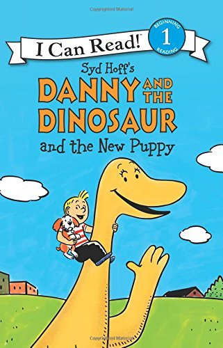 Syd Hoff Danny And The Dinosaur And The New Puppy