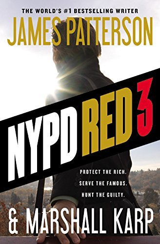 James Patterson Nypd Red 3