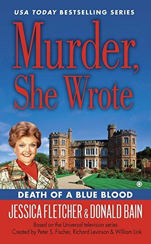 Jessica Fletcher Death Of A Blue Blood
