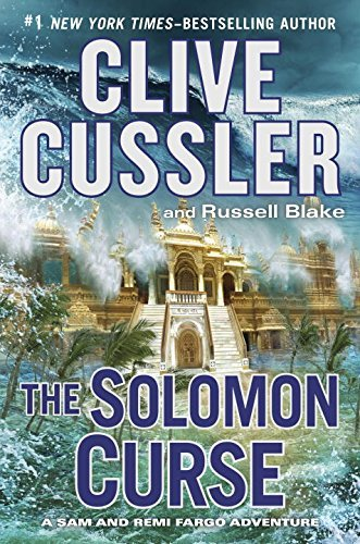 Clive Cussler The Solomon Curse