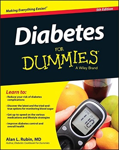 Alan L. Rubin Diabetes For Dummies 0005 Edition;revised
