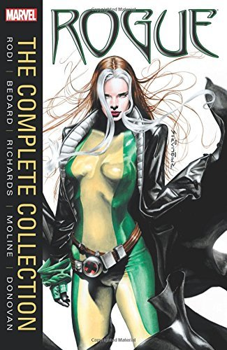 Robert Rodi Rogue The Complete Collection