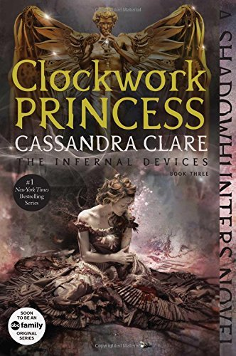 Cassandra Clare Clockwork Princess Reissue