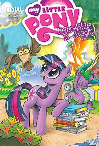 Katie Cook My Little Pony Friendship Is Magic Vol. 1