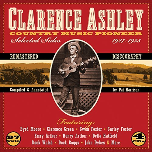 Clarence Ashley Country Music Pioneer 1927 193