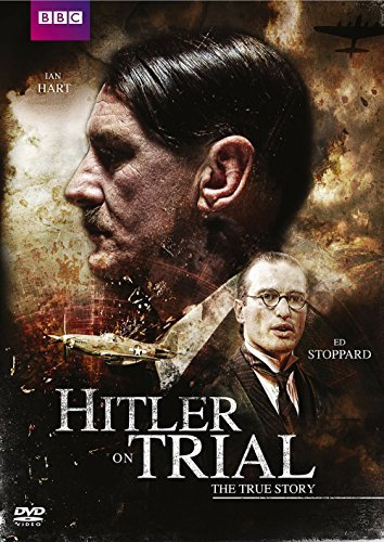 Hitler On Trial Stoppard Hart DVD Pg13