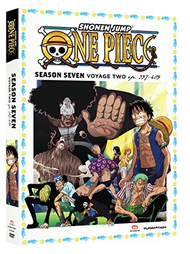 One Piece Season 7 Voyage 2 DVD