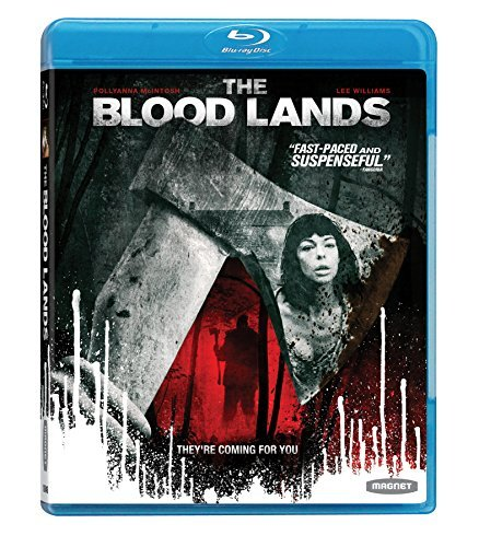 Blood Lands Mcintosh Williams Mitchell Blu Ray R
