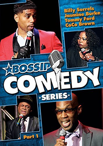 Bossip Comedy Series Part 1 DVD