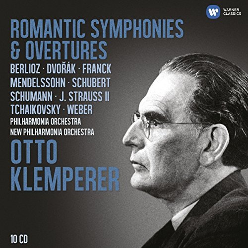 Otto Klemperer Romatic Symphonies