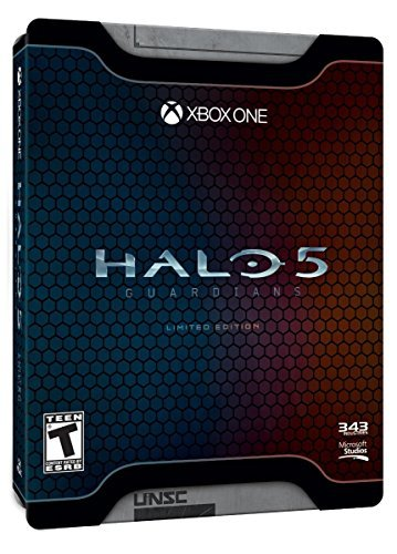 Xbox One Halo 5 Limited Edition Halo 5 Limited Edition