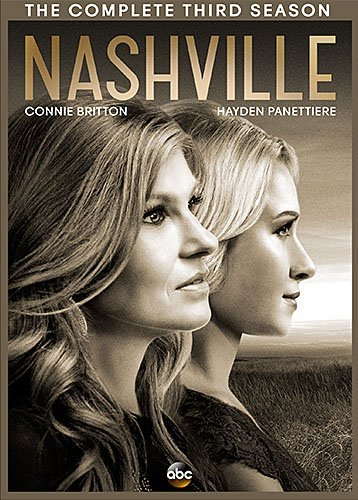 Nashville Season 3 DVD
