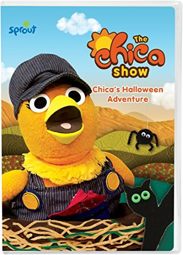 Chica Show Chica's Halloween DVD