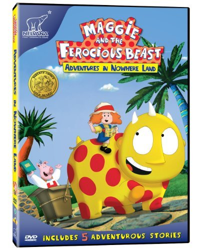 Maggie & The Ferocious Beast Adventures In Nowhere Land Adventures In Nowhere Land