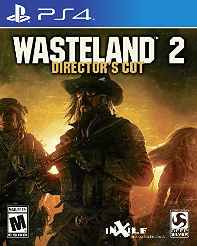 Ps4 Wasteland 2 Director's Cut