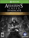 Xbox One Assassin's Creed Syndicate Gold Edition Assassin's Creed Syndicate Gold Edition
