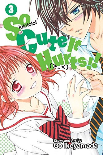Go Ikeyamada So Cute It Hurts!! Volume 3