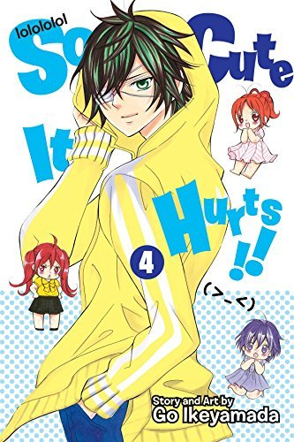 Go Ikeyamada So Cute It Hurts!! Volume 4