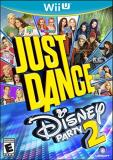Wii U Just Dance Disney Party 2