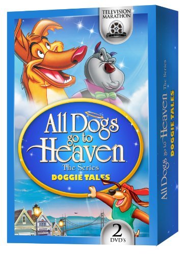 All Dogs Go To Heaven Doggie Tales 2 DVD