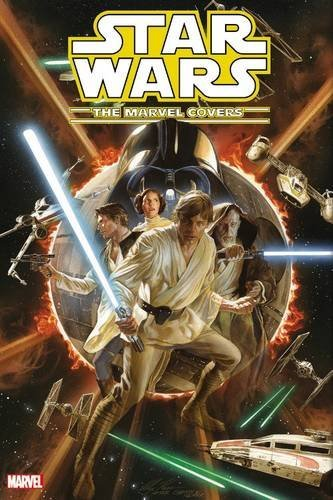 Marvel Comics Star Wars The Marvel Covers Volume 1