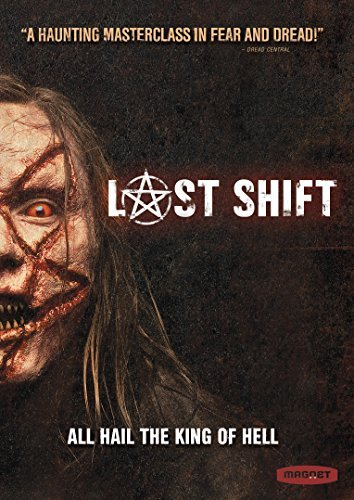 Last Shift Last Shift DVD R