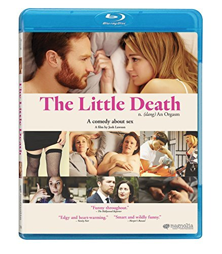 Little Death Novakovic Herriman Lawson Blu Ray Pg13