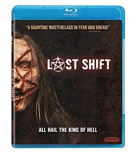 Last Shift Last Shift Blu Ray R