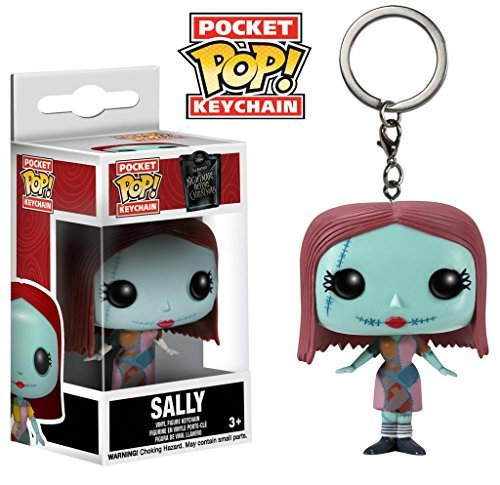 Key Chain The Nightmare Before Christmas Sally